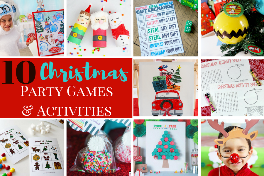 christmas games for kids 10 amp activities including 12860