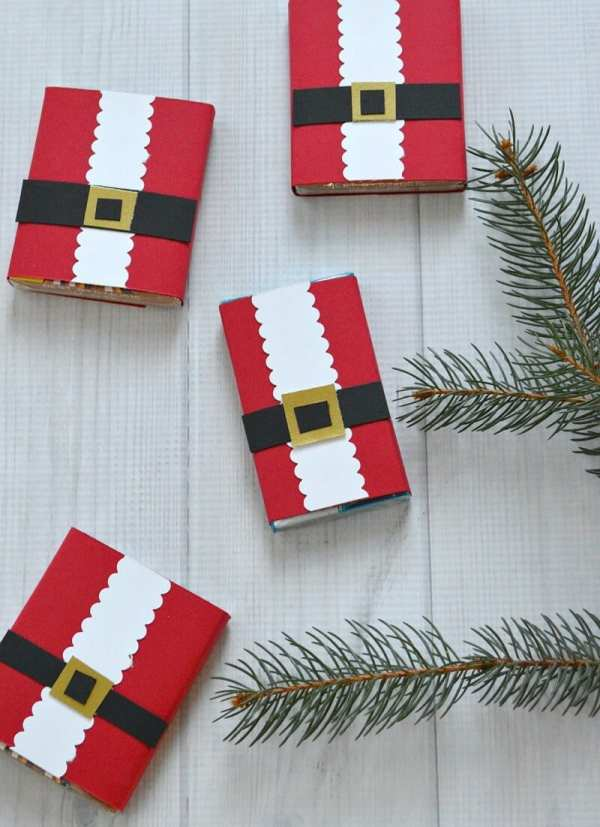 DIY Christmas Candy Wrappers