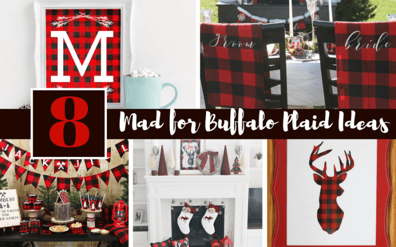 Mad for buffalo plaid ideas