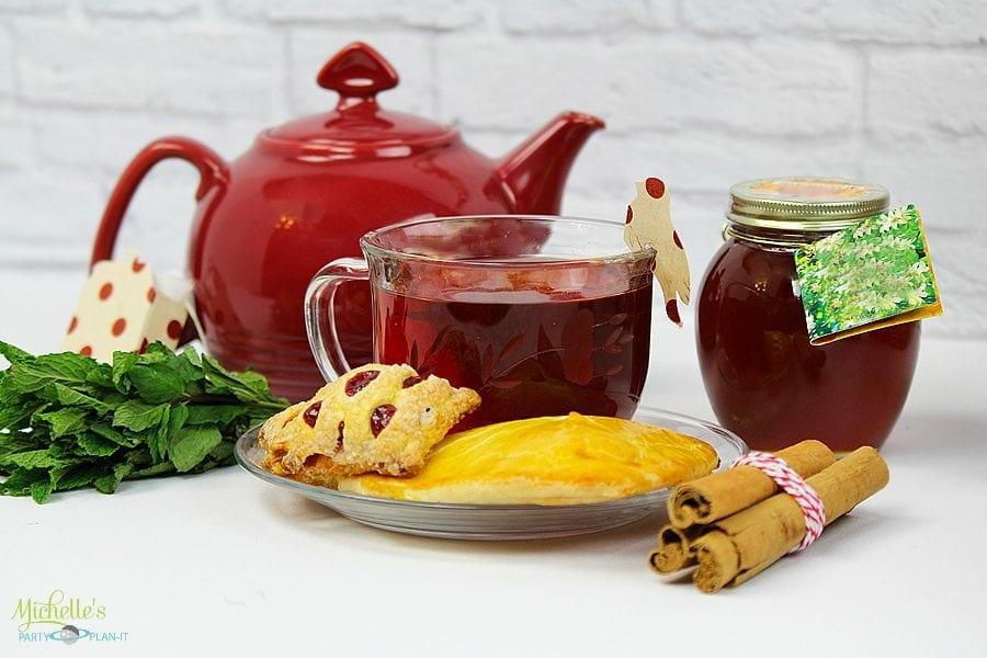 Warm up with Canela Tea   Cinnamon Tea Recipe
