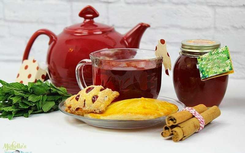 Canela tea recipe 2