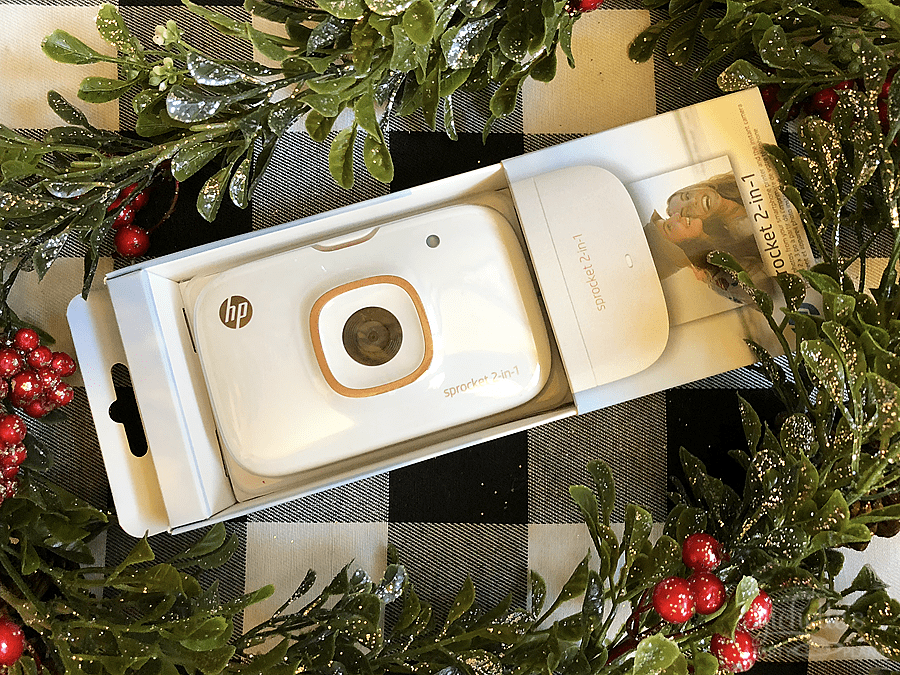 Last Minute Gift Idea –  HP Sprocket 2-in-1