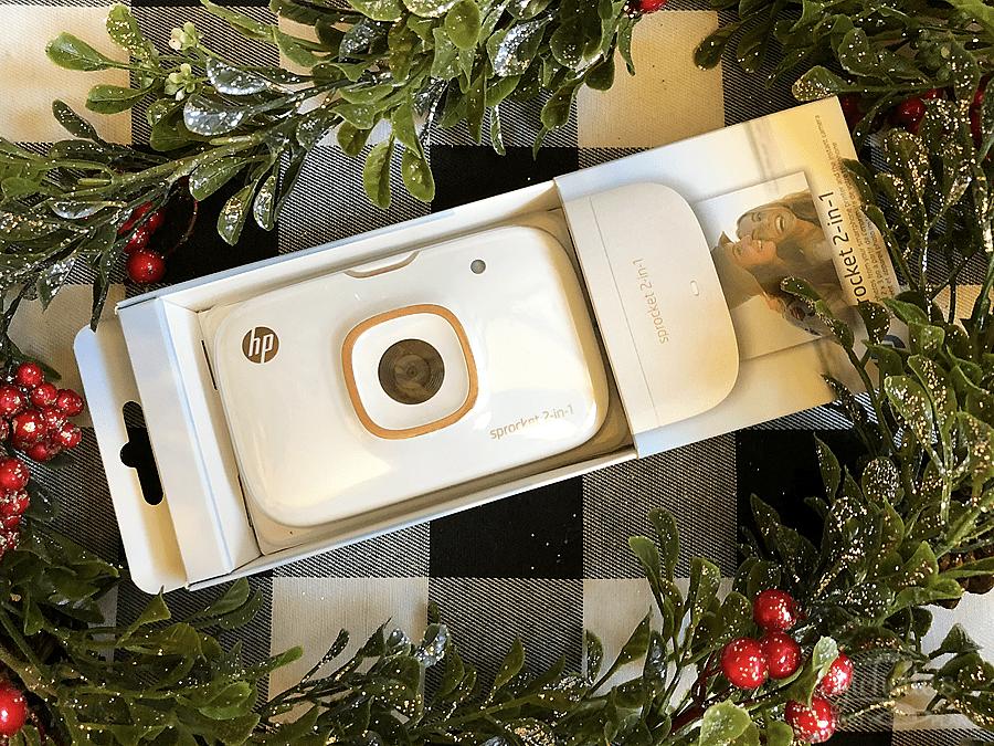 Last Minute Gift Idea –  HP Sprocket 2-in-1