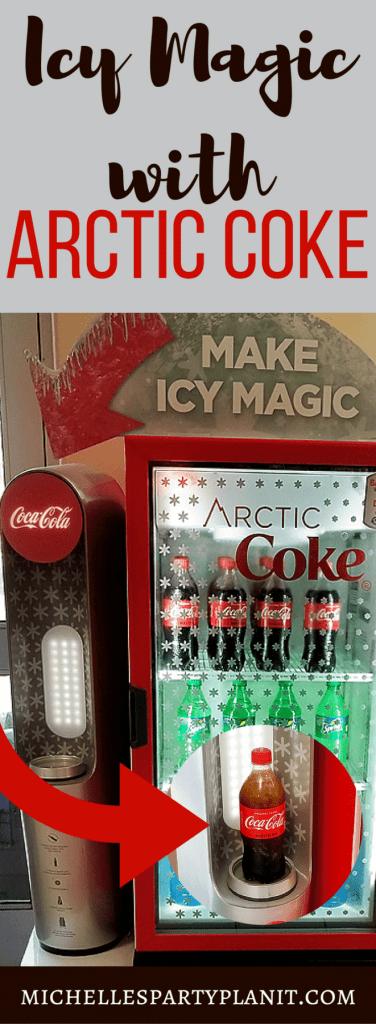 Icy Magic with Arctic Coke