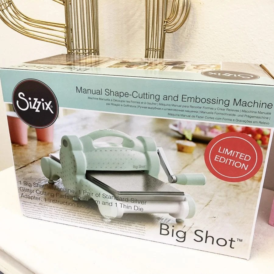 Sizzix big shot e1515916009717