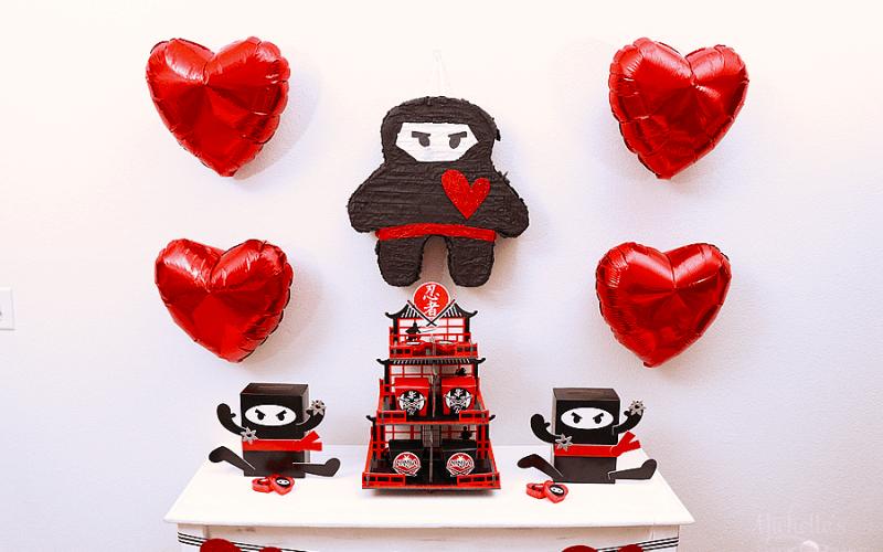 You stole my heart valentine 7