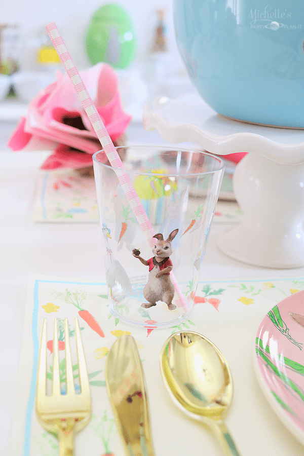 Peter Rabbit and Cost Plus World Market - Juice Glasses