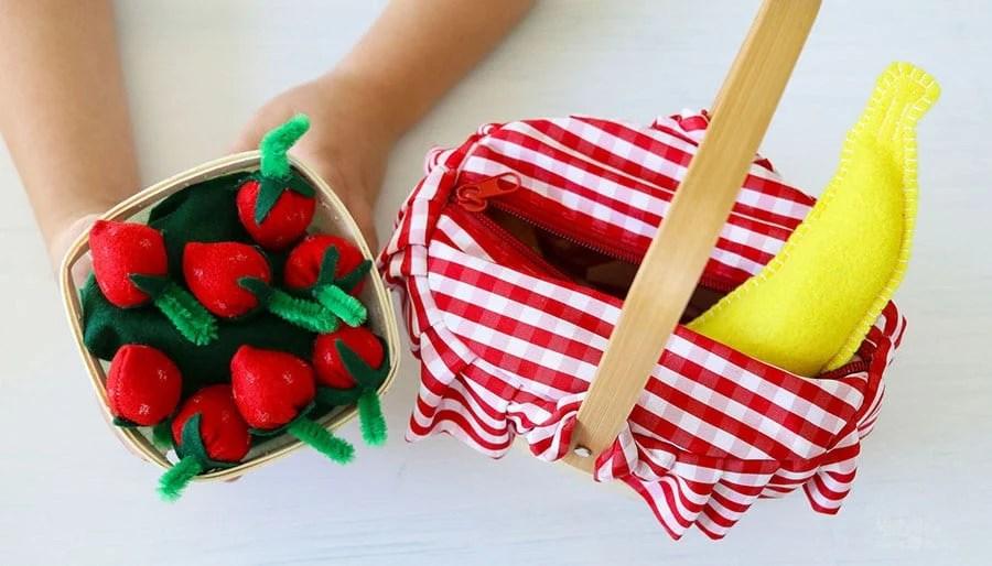 How to Make Felt Fruit