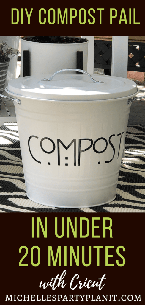How to Make a Compost Pail in Under 20 Minutes