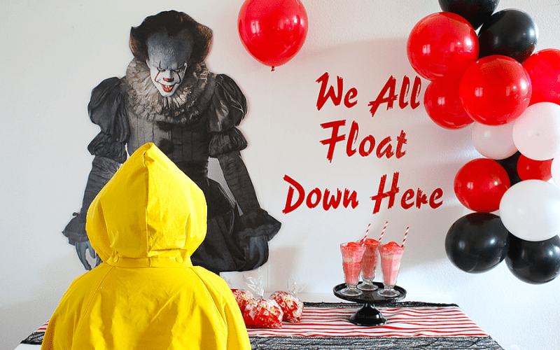 IT Party Ideas – Scary Movie Night