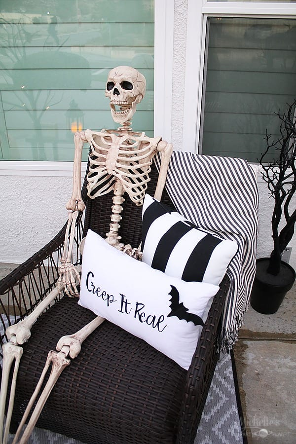 Easy Halloween Porch Decorations