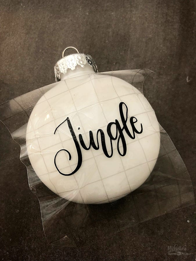 Diy christmas ornaments cricut maker 10