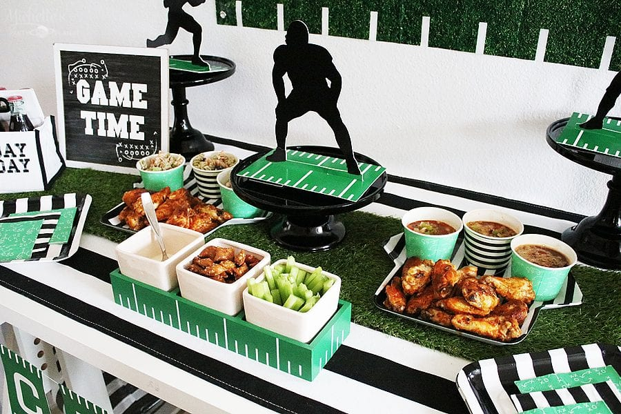 Sunday football party ideas 1