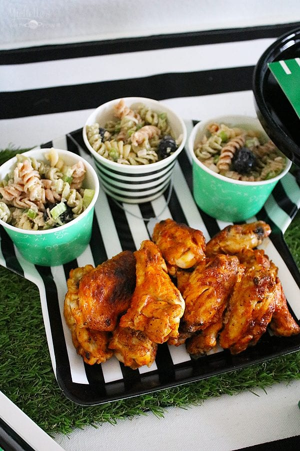 Sunday football party ideas 12