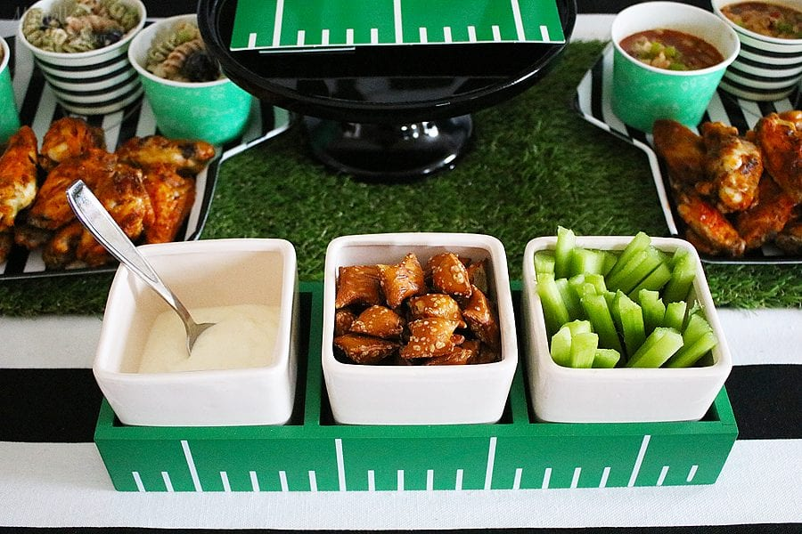 Sunday football party ideas 14