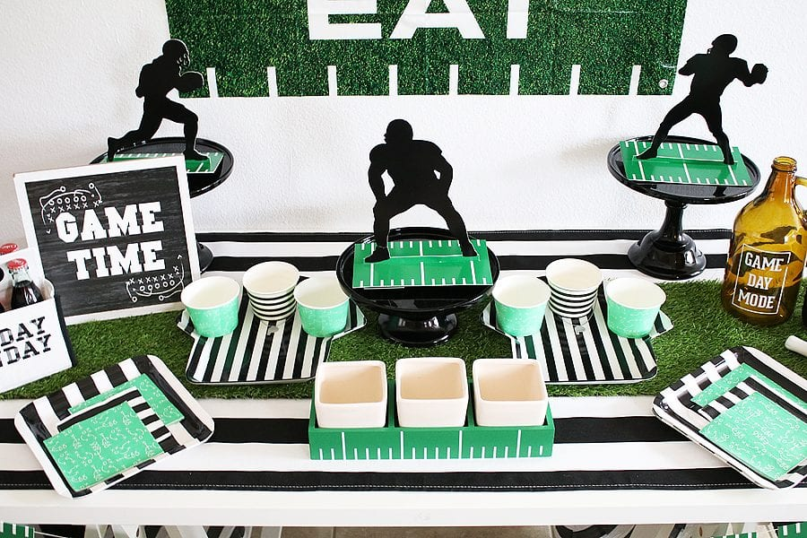 Sunday football party ideas 6