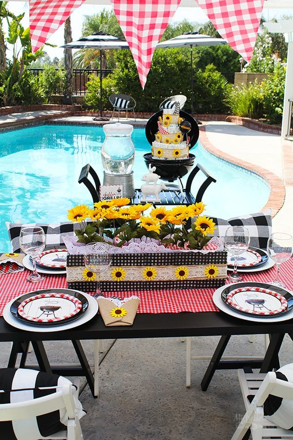 Bbq ideas for any backyard
