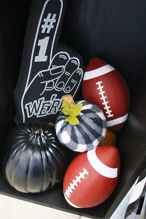 Fun fall football party ideas 2