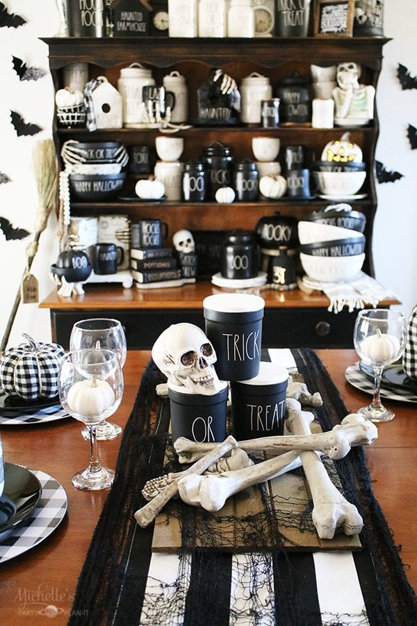 Haunted hutch