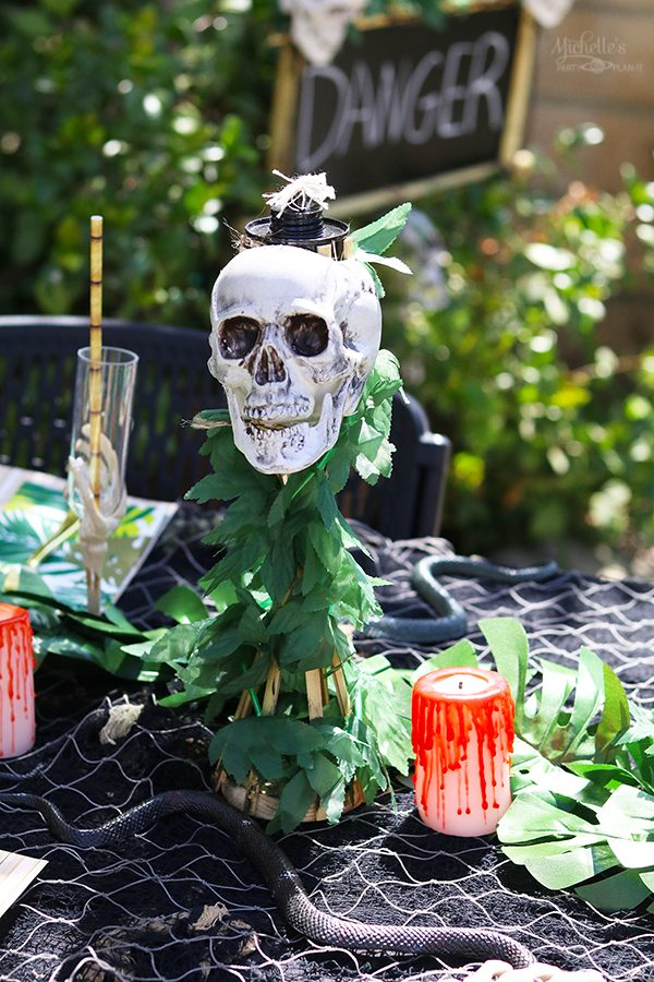 Skull island party ideas 2