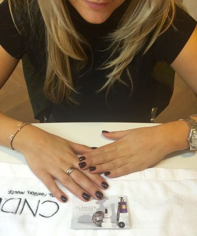 Cnd Shellac by Michelle Turner