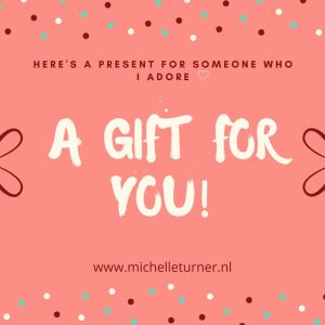Gift Card Michelle turner