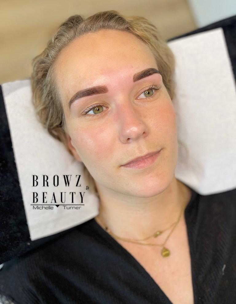 Henna Brows || Michelle turner
