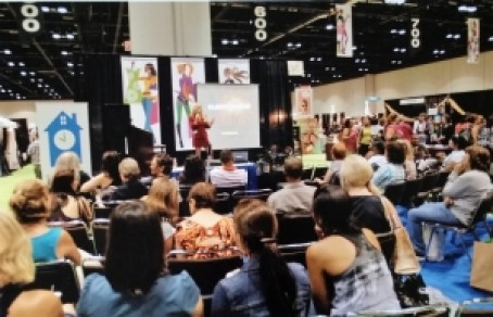 Southern Womens Show Michelle Valentine Speaker