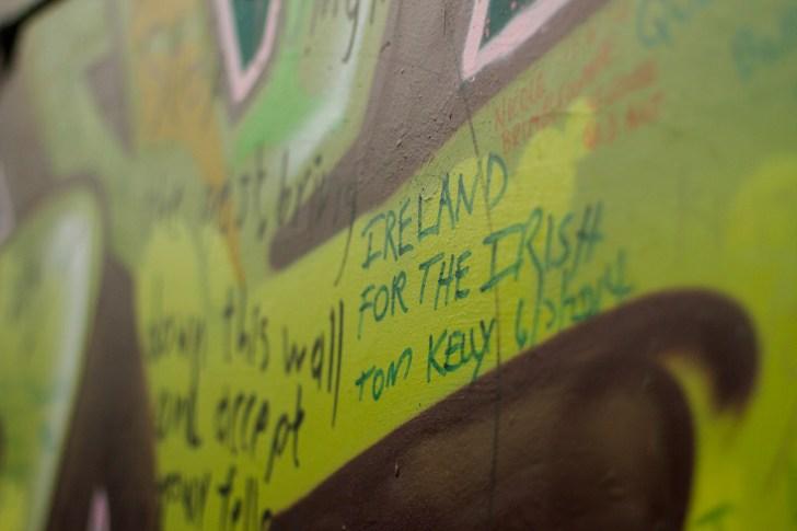 for the irish