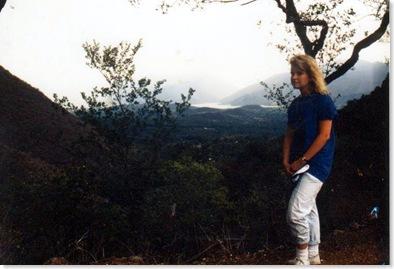 Michelle in Monterrey