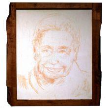 Portrait Mira Alfassa - The Mother