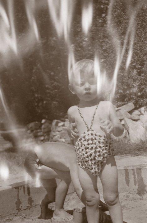 Child Michel Montecrossa