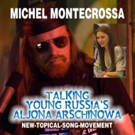 Talking Young Russia's Aljona Arschinowa