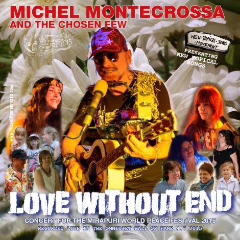 'Love Without End' Concert for the Mirapuri World Peace Festival 2015 in Mirapuri on Audio CD, DVD and as Download