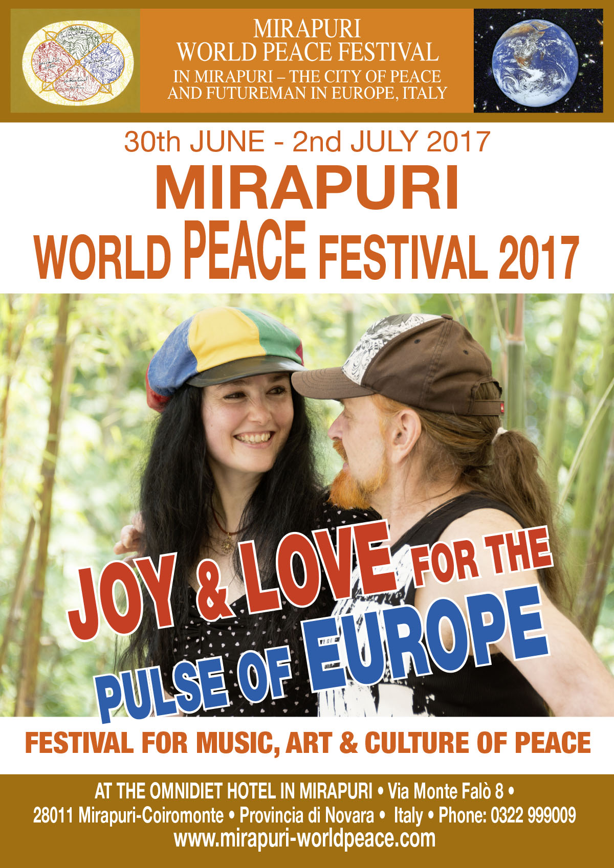 Mirapuri World Peace Festival 2017