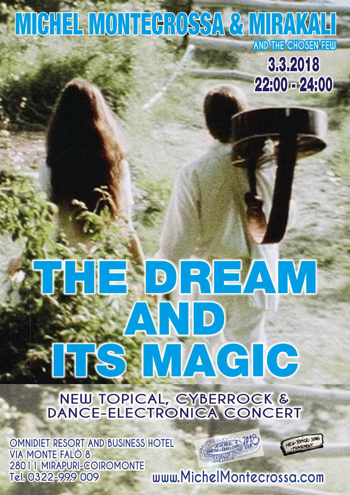 The Dream and its Magic Concert