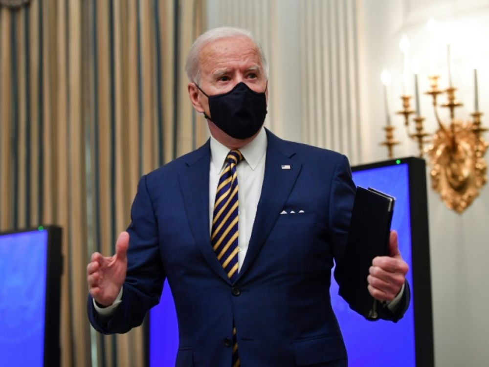 Biden: a lackey for Big Tech?