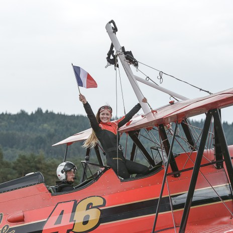 N540D Boeing Stearman, Danielle Wingwalker