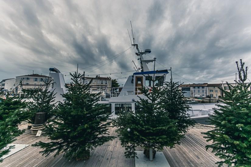 Île de Ré en hiver