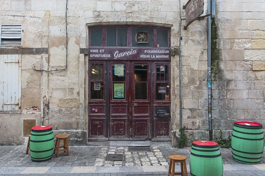 La Rochelle en hiver