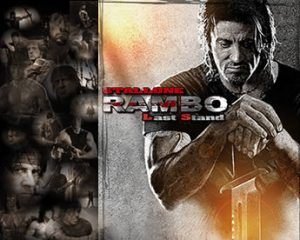 Rambo 5 release date, official title and first poster