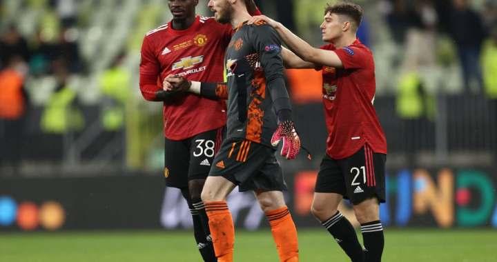 man united lose to Villareal