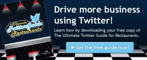 Download The Ultimate Twitter Guide for Restaurants