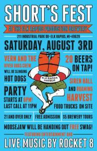 Short's Brewing Short's Fest 2013 Elk Rapids Michigan