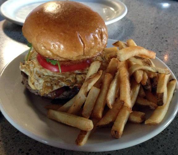 Republica Berkley Michigan Revolution Burger