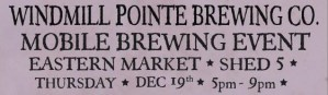 Windmill Pointe Brewing
