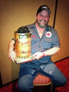 2013 BBQ Person of the Year Steve Coddington