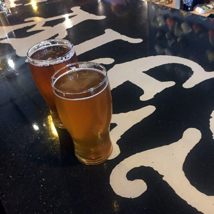 Odd Side Ales Grand Haven Michigan