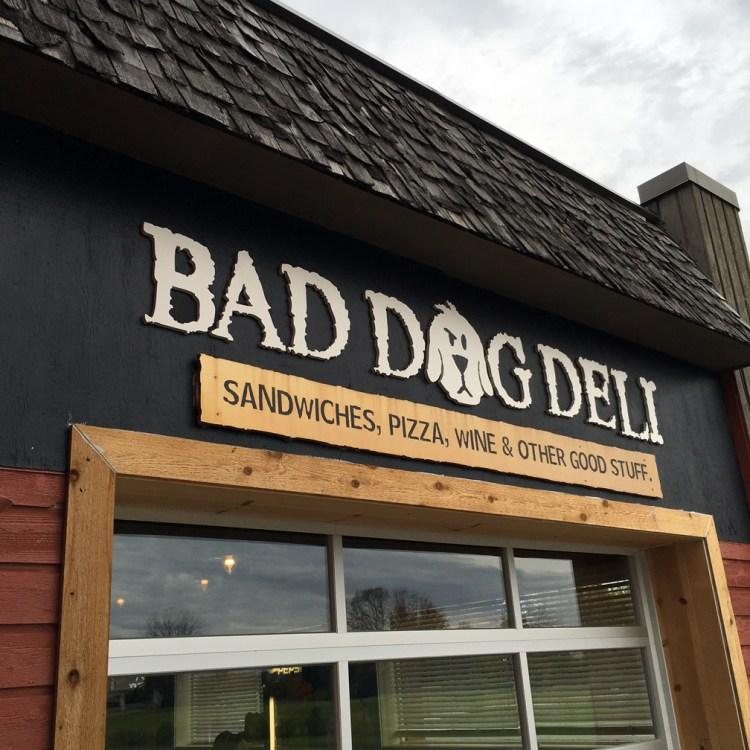 Bad Dog Deli Traverse City Michigan