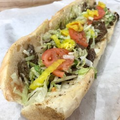 Ricky's Sub Shop Dearborn Michigan Philly Cheesesteak
